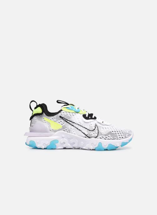 Baskets Nike Nike React Vision Ww Blanc vue derrière