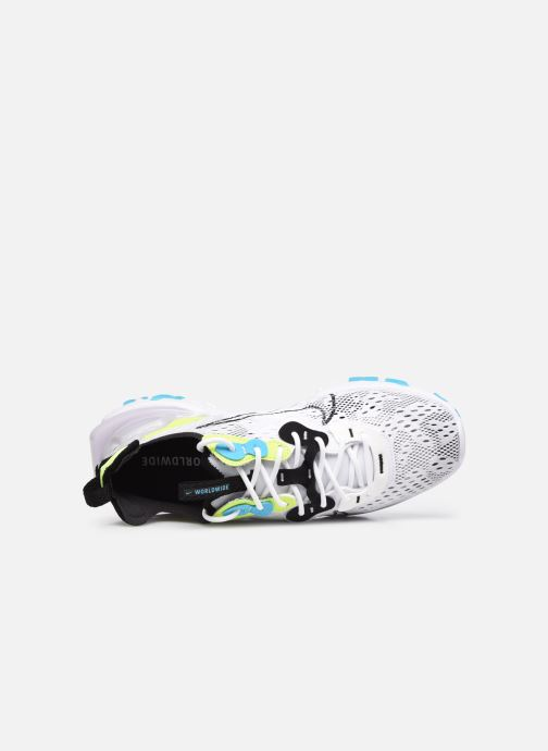 Baskets Nike Nike React Vision Ww Blanc vue gauche
