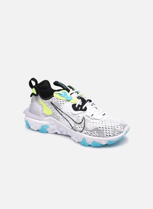 Baskets Nike Nike React Vision Ww Blanc vue détail/paire