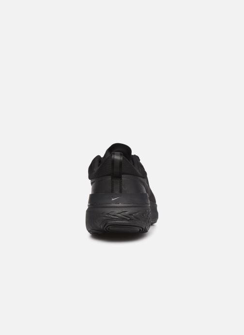 Scarpe sportive Nike Nike React Miler Nero immagine destra