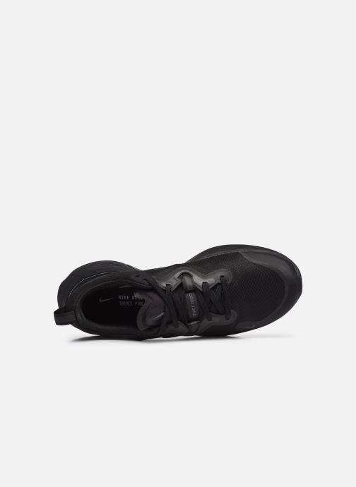 Scarpe sportive Nike Nike React Miler Nero immagine sinistra
