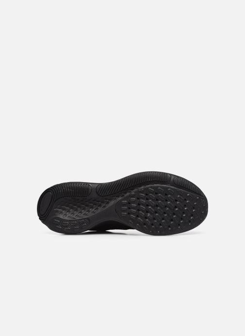 Scarpe sportive Nike Nike React Miler Nero immagine dall'alto
