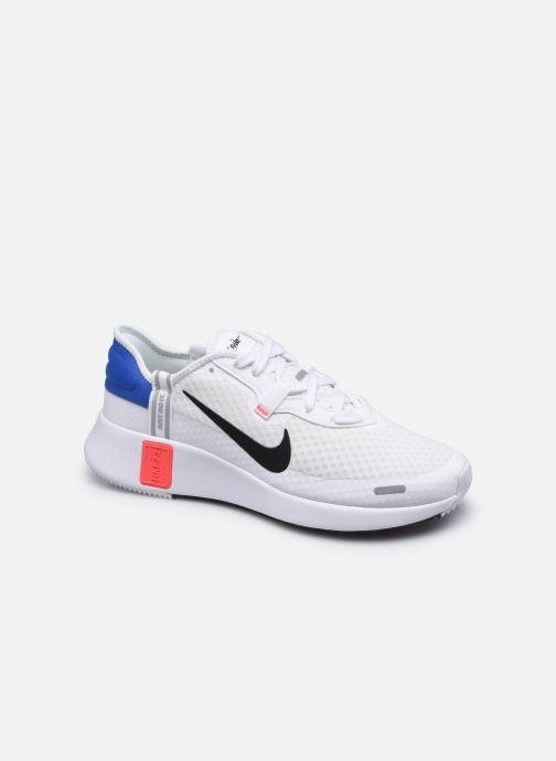 Chaussures de sport Nike Nike Reposto Blanc vue détail/paire