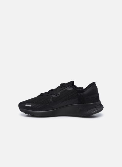 Chaussures de sport Nike Nike Reposto Noir vue face