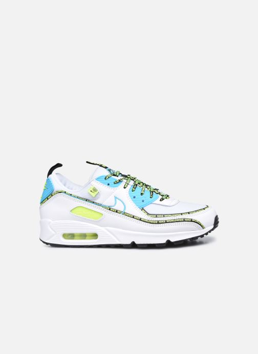 Sneaker Nike Air Max 90 Se weiß ansicht von hinten