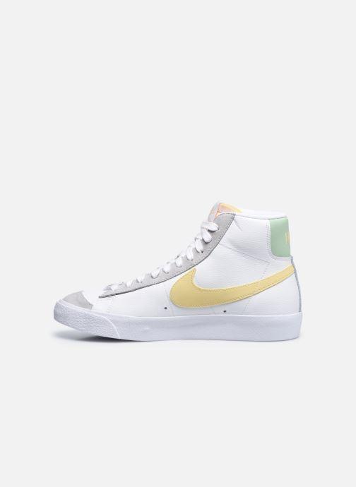 Sneaker Nike Nike Blazer Mid '77 weiß ansicht von vorne