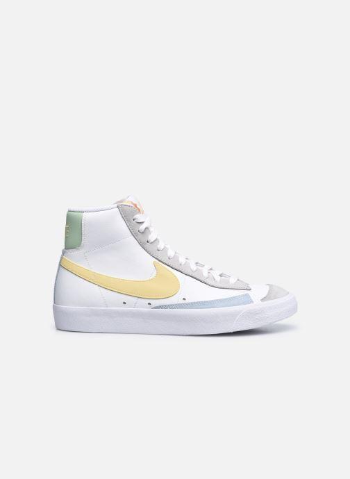Sneaker Nike Nike Blazer Mid '77 weiß ansicht von hinten