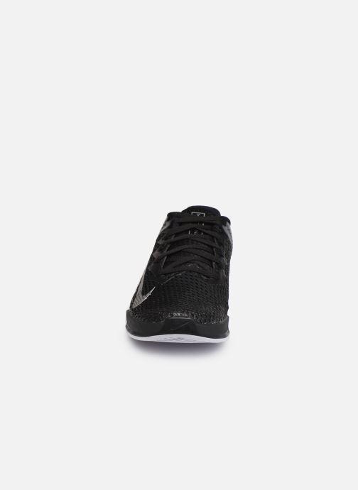 Zapatillas de deporte Nike Wmns Nike Metcon 6 Negro vista del modelo
