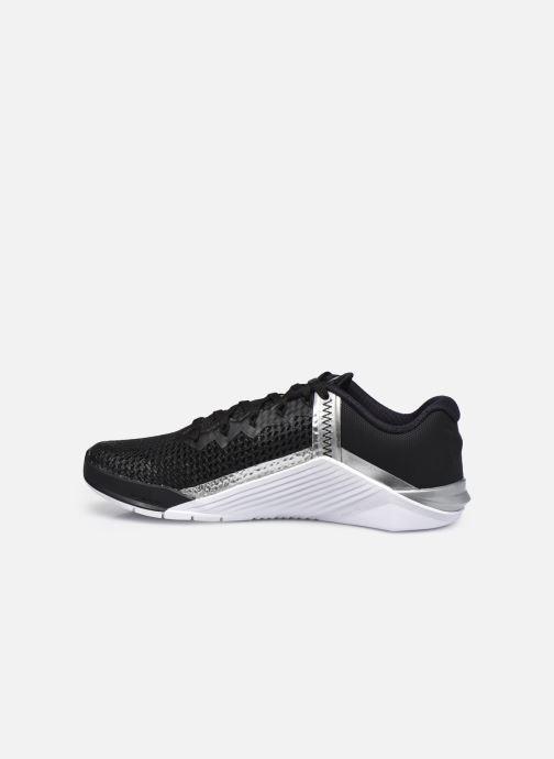 Zapatillas de deporte Nike Wmns Nike Metcon 6 Negro vista de frente