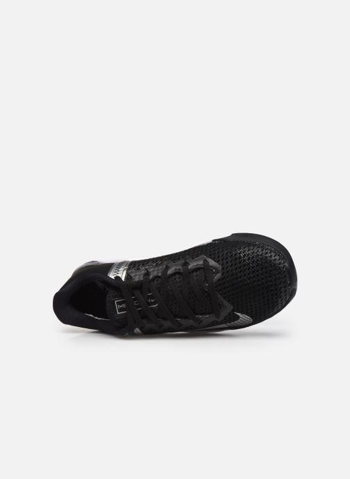 Zapatillas de deporte Nike Wmns Nike Metcon 6 Negro vista lateral izquierda