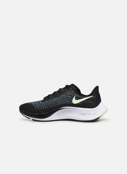 Sportschuhe Nike Wmns Nike Air Zoom Pegasus 37 schwarz ansicht von vorne
