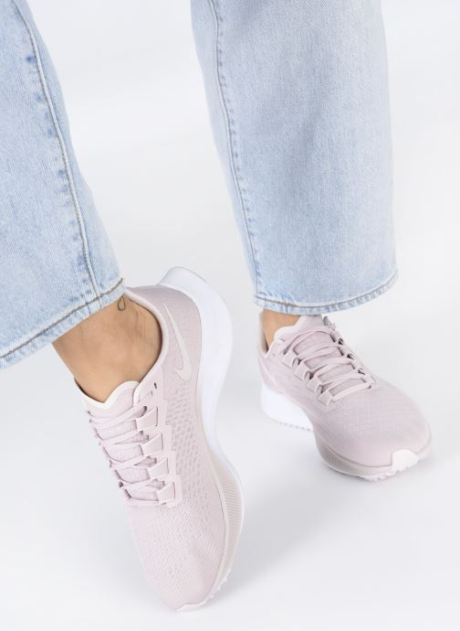 Zapatillas de deporte Nike Wmns Nike Air Zoom Pegasus 37 Rosa vista de abajo
