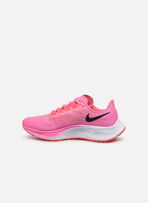 Sportschuhe Nike Wmns Nike Air Zoom Pegasus 37 rosa ansicht von vorne