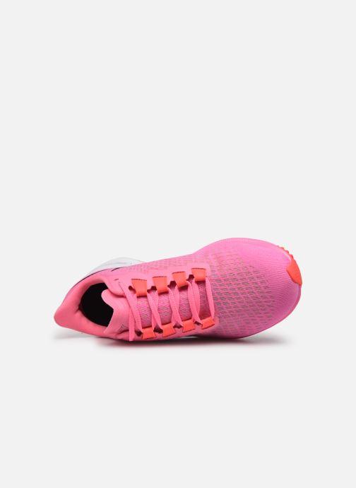 Sportschuhe Nike Wmns Nike Air Zoom Pegasus 37 rosa ansicht von links