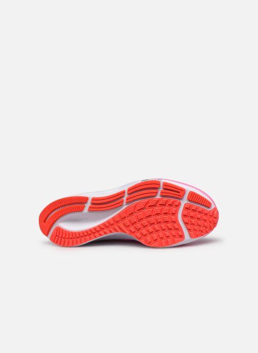Sportschuhe Nike Wmns Nike Air Zoom Pegasus 37 rosa ansicht von oben