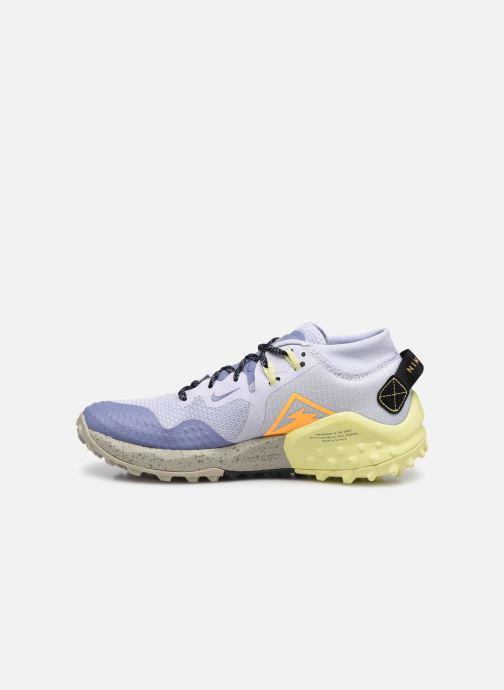 Chaussures de sport Nike Wmns Nike Wildhorse 6 Bleu vue face
