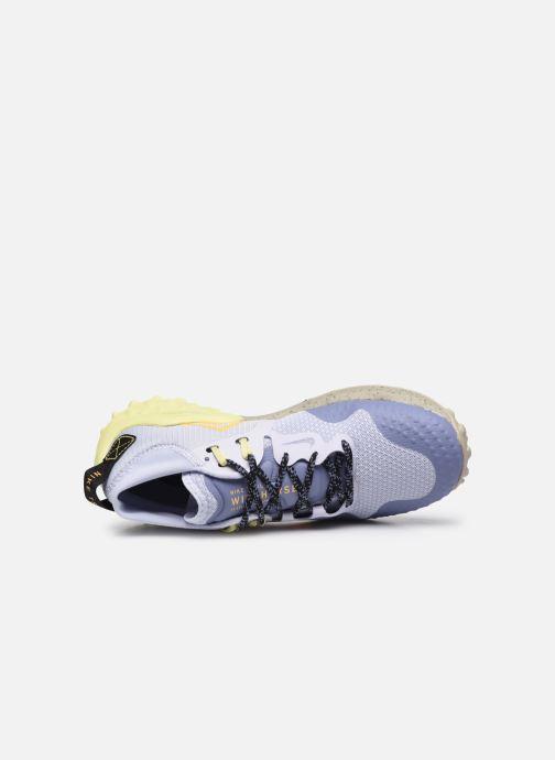 Chaussures de sport Nike Wmns Nike Wildhorse 6 Bleu vue gauche