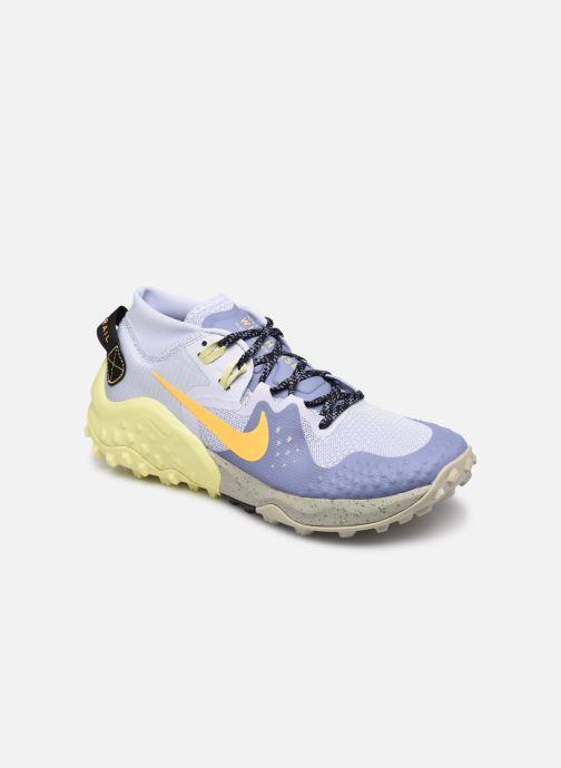 Chaussures de sport Nike Wmns Nike Wildhorse 6 Bleu vue détail/paire