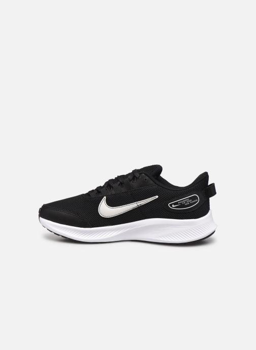 Chaussures de sport Nike W Nike Runallday 2 Noir vue face
