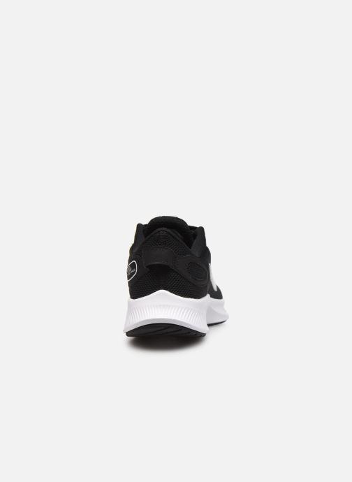 Zapatillas de deporte Nike W Nike Runallday 2 Negro vista lateral derecha