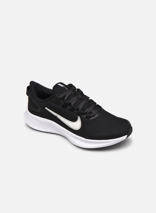 Zapatillas de deporte Nike W Nike Runallday 2 Negro vista de detalle / par