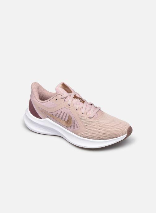 Zapatillas de deporte Nike Wmns Nike Downshifter 10 Rosa vista de detalle / par