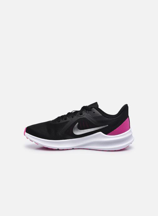 Chaussures de sport Nike Wmns Nike Downshifter 10 Noir vue face