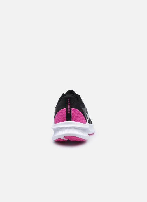 Scarpe sportive Nike Wmns Nike Downshifter 10 Nero immagine destra