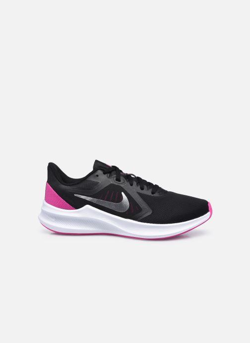 Chaussures de sport Nike Wmns Nike Downshifter 10 Noir vue derrière
