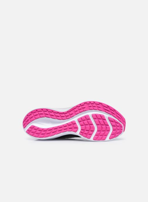 Chaussures de sport Nike Wmns Nike Downshifter 10 Noir vue haut