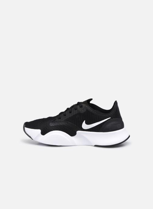 Baskets Nike Wmns Nike Superrep Go Noir vue face