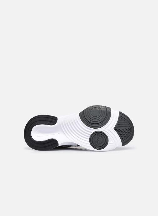 Baskets Nike Wmns Nike Superrep Go Noir vue haut