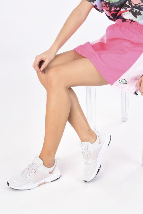 Zapatillas de deporte Nike Wmns Nike City Trainer 3 Oro y bronce vista de abajo