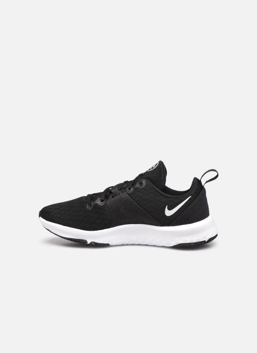 Sportschuhe Nike Wmns Nike City Trainer 3 schwarz ansicht von vorne