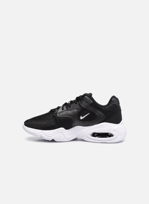 Sneakers Nike Wmns Nike Air Max 2X Nero immagine frontale
