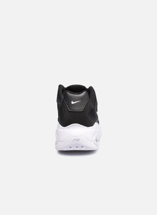 Deportivas Nike Wmns Nike Air Max 2X Negro vista lateral derecha