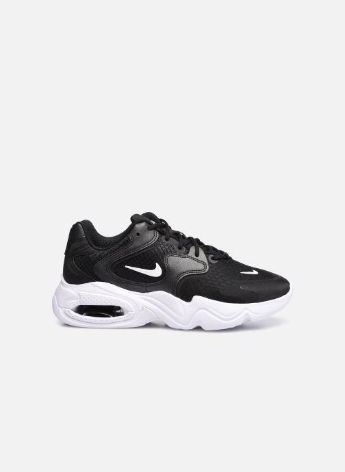 Sneakers Nike Wmns Nike Air Max 2X Nero immagine posteriore