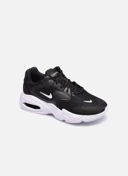 Baskets Nike Wmns Nike Air Max 2X Noir vue détail/paire