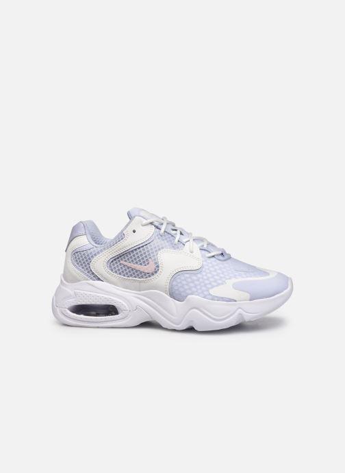 Deportivas Nike Wmns Nike Air Max 2X Blanco vistra trasera