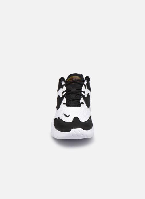Sneakers Nike Wmns Nike Air Max 2X Bianco modello indossato