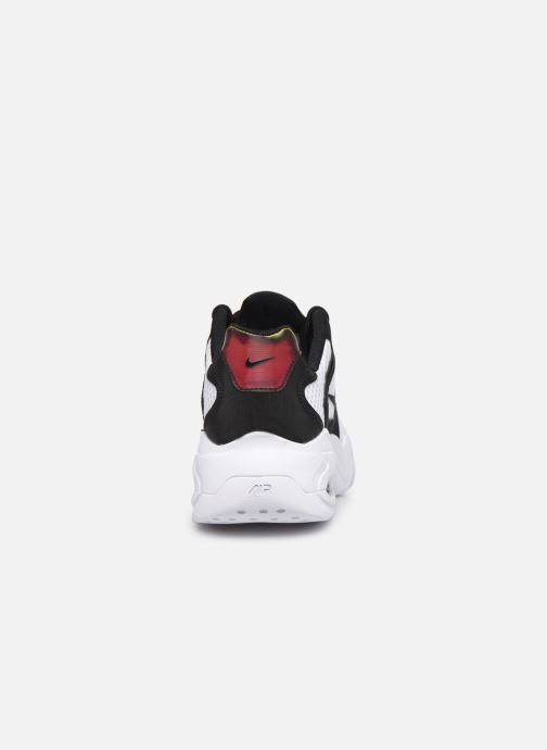 Deportivas Nike Wmns Nike Air Max 2X Blanco vista lateral derecha