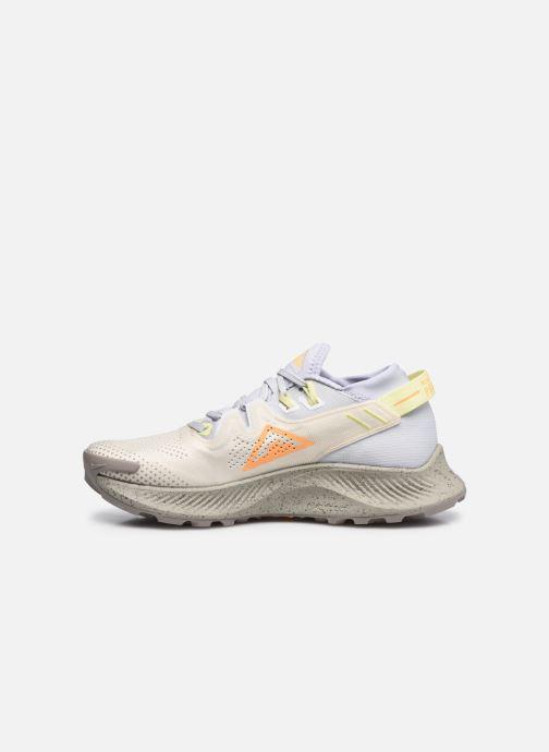 Zapatillas de deporte Nike W Nike Pegasus Trail 2 Naranja vista de frente