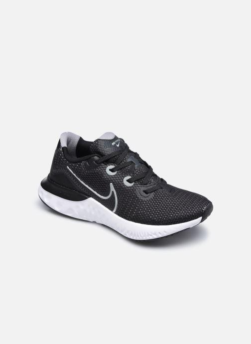 Sportschuhe Nike Wmns Nike Renew Run schwarz detaillierte ansicht/modell
