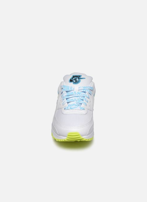 Sneaker Nike W Air Max 90 Ww weiß schuhe getragen