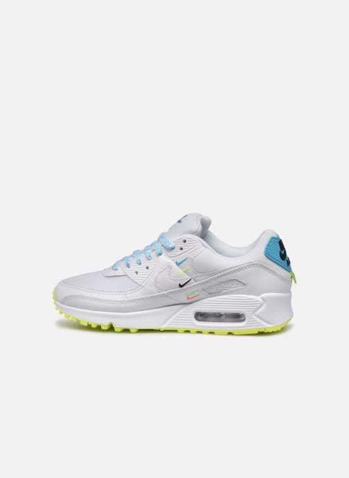 Sneaker Nike W Air Max 90 Ww weiß ansicht von vorne