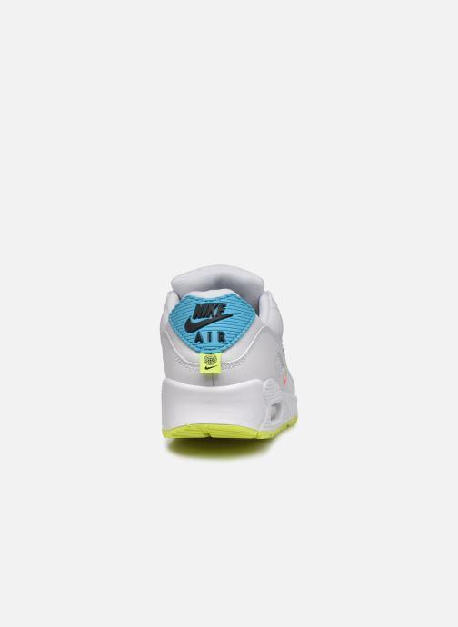 Sneaker Nike W Air Max 90 Ww weiß ansicht von rechts