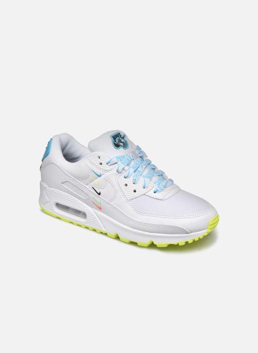 Sneaker Nike W Air Max 90 Ww weiß detaillierte ansicht/modell