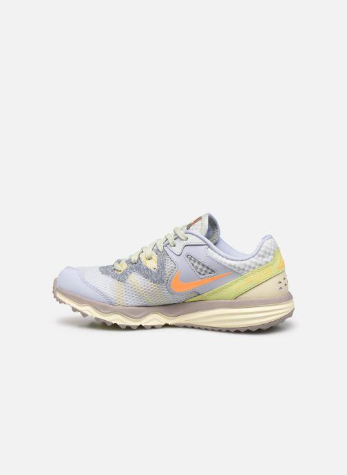 Sportschuhe Nike Wmns Nike Juniper Trail grau ansicht von vorne