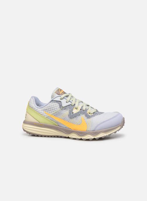 Sportschuhe Nike Wmns Nike Juniper Trail grau ansicht von hinten