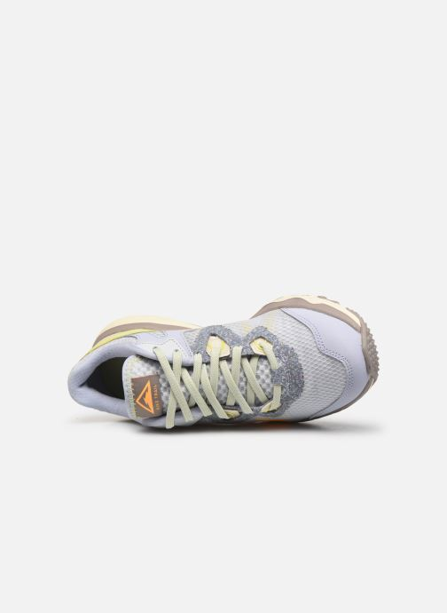 Sportschuhe Nike Wmns Nike Juniper Trail grau ansicht von links